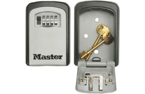 KEY LOCK BOX 5401EURD MASTER LOCK